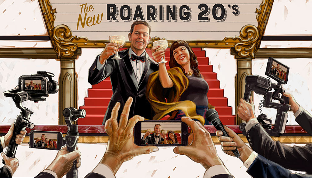Video Production and the New Roaring 20's
